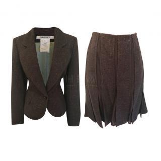 Georges Rech Wool-Blend Suit