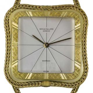Patek Philippe Vintage 18k Yellow-Gold Bracelet Watch