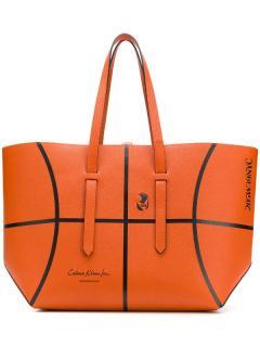 Calvin Klein 205W39NYC Basketball Tote Bag