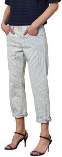 Current/Elliott x Mary Katrantzou Boyfriend Jeans