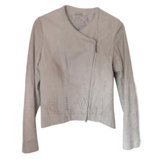 VSP Asymmetric Leather Jacket
