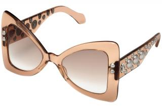Roberto Cavalli Fiesole Angular Sunglasses