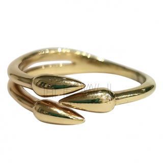 Pamela Love Triple-Spike Ring