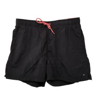 Tommy Hilfiger Navy Swim Shorts