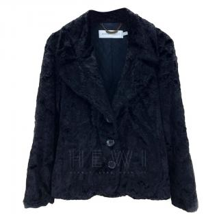 See By Chloe Black Velvet Jacket