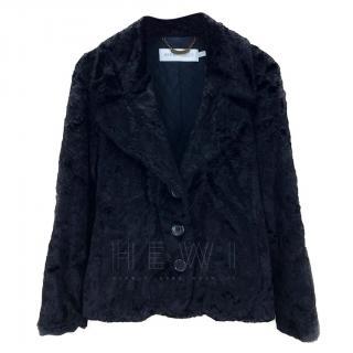 See By Chloe Black Velvet Jacket