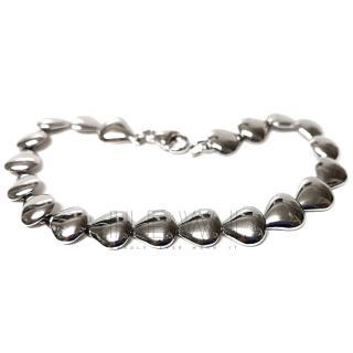 Paul Spurgeon Cornerstone Sterling Silver Bracelet