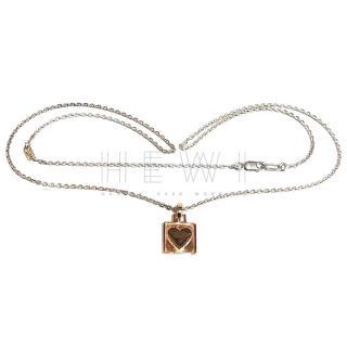 Eins Berlin Heart-Pendant Necklace