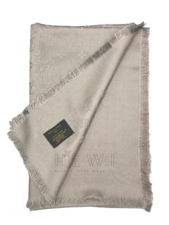 Louis Vuitton Monogram Silk & Wool-Blend Shawl