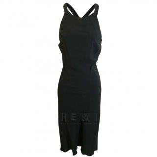 Georges Rech Black Y-Back Dress