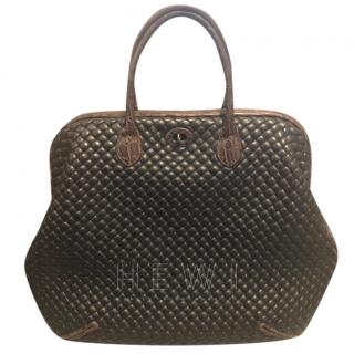 Bottega Veneta Intrecciato Leather Bag