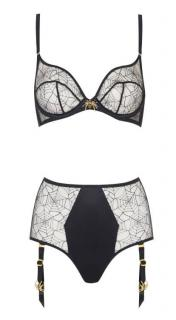 Charlotte Olympia x Agent Provocateur Bra & Brief set