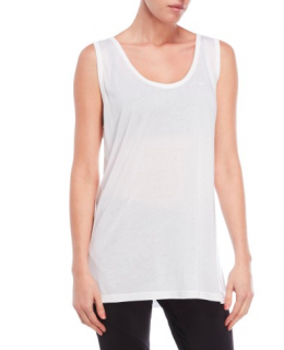 The Kooples White Tank Top