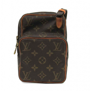 Louis Vuitton Mini Amazon Monogram Cross-Body Bag