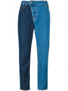 Vivienne Westwood Anglomania Two-Tone Jeans - Current Season
