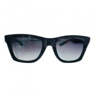 Karl Lagerfeld Square-Frame Sunglasses