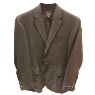 Ralph Lauren Polo Single Breasted Fine Linen Blazer
