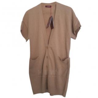 MaxMara Button-Down Wool Cardigan