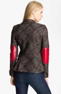 Smythe Les Vestes Charcoal Tweed Equestrian Blazer