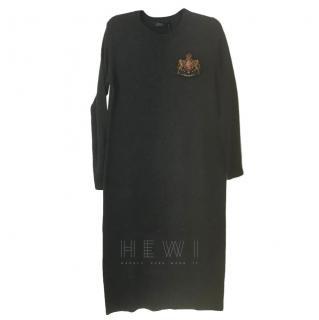 Polo Ralph Lauren Granite Wool & Cashmere Dress