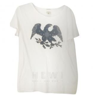 Denim & Supply Eagle Print T-Shirt