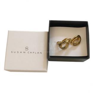 Susan Caplan Vintage Clip-On Earrings