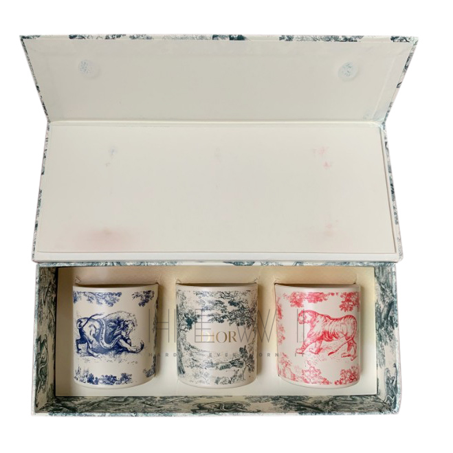 Dior Diorodeo VIP Candle Gift Set
