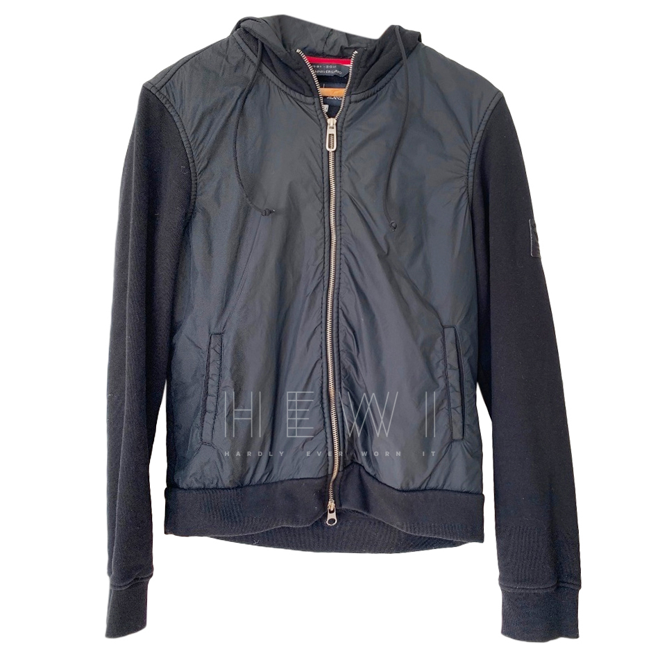 Armani Jeans Men's Hooded Jacket