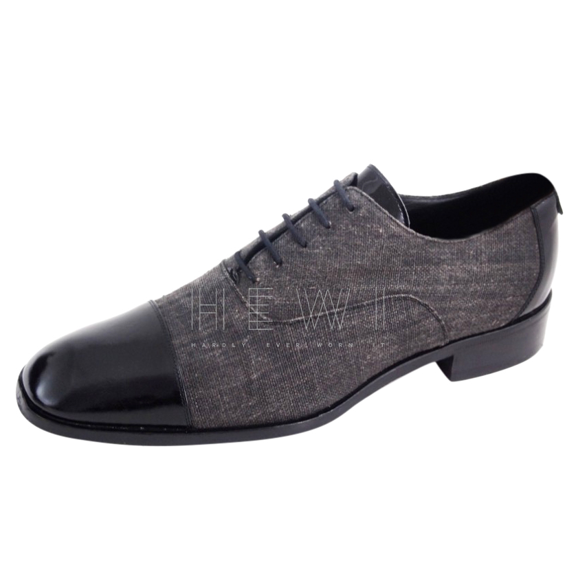 Emporio Armani Cap-Toe Oxford Brogues