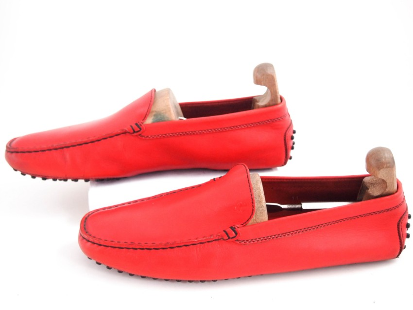 Tod's for Ferrari Driving Loafers