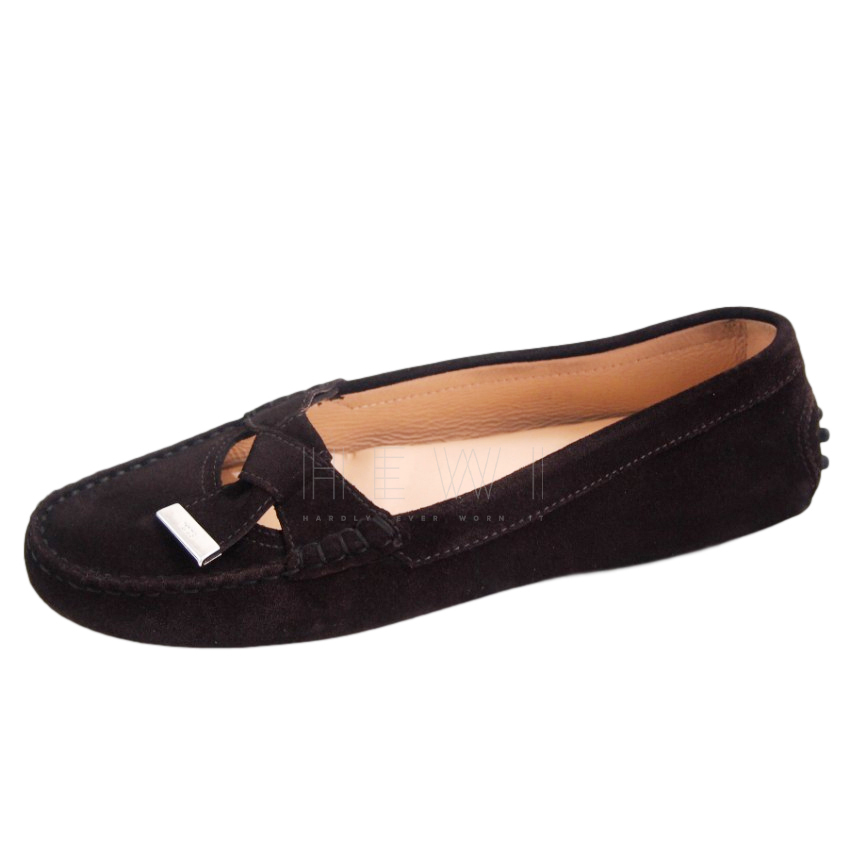 Tod's gommino driving loafers