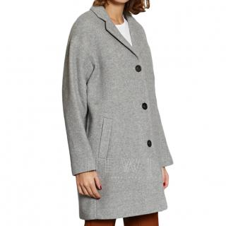 Vanessa Bruno Grey Florentino Coat