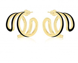 Uncommon Matters Swirled Earrings