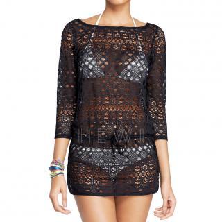 Ralph Lauren Swim Crochet Tunic
