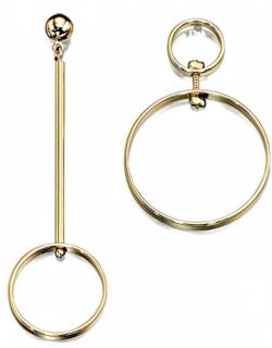 Fiorelli mismatch earrings