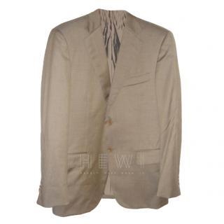 Ermenegildo Zegna single breasted grey suit