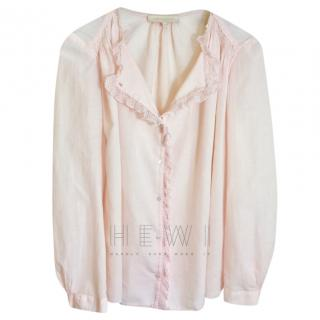 Vanessa Bruno Pale Pink Blouse