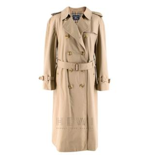 Burberry Chelsea Heritage Trench Coat