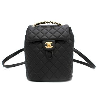 Chanel Urban Spirit Mini Quilted Backpack