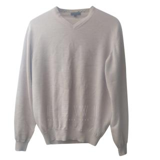 Burberry Merino Wool Men's Jumper