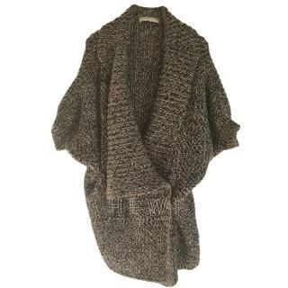 Stella McCartney wool and alpaca-blend oversize cardigan