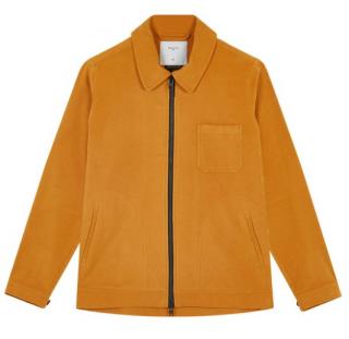 Percival Vincent Camel Moleskin Jacket