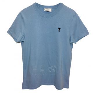 Ami Blue Men's T-Shirt