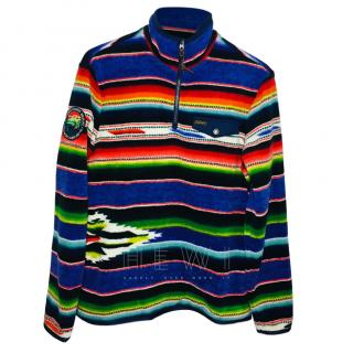 Polo Ralph Lauren Multi-Coloured Stripe Hoodie
