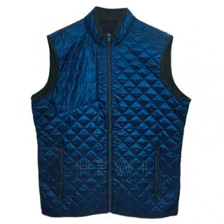 Greyson Blue Quilted Vest