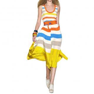 Marc by Marc Jacobs Simone Crepe Midi Dress