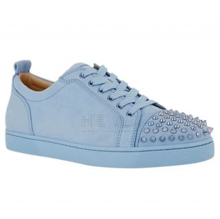 Christian Louboutin Louis Junior Spikes Trainers