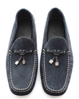 Louis Vuitton Marine Monza Loafers