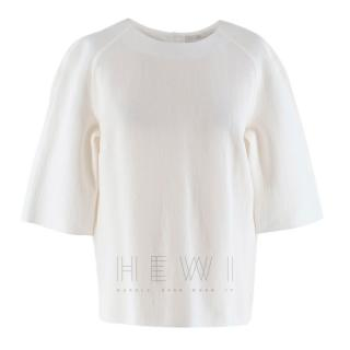 Victoria Beckham Japan Double Knit Top