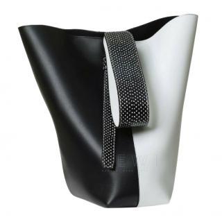 Celine Twisted Cabas Tote Bag